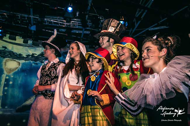 Alice In Wonderland Dance and Drama School Cork